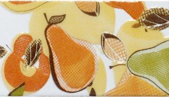 Aquarelle Tile Listel 4