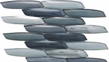 Streamline Glass Tile 15.4