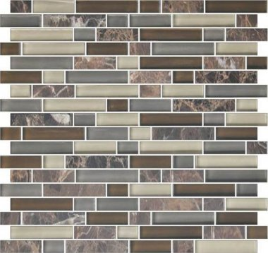 Color Appeal Tile Mosaic Blend - Tortoise Shell