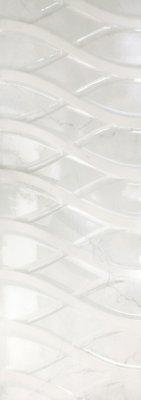 """Grand Tour Series Tile Straw Decor 16.73"""" x 46.93"""" - Bianco Versilia"""