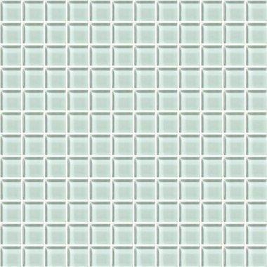 """Color Appeal Tile Mosaic 1"""" x 1"""" - Vintage Mint"""