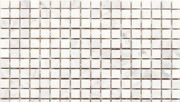 Stone a la Mode Tile Mosaic Polished 1/2
