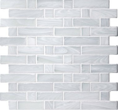 "Homespun Glass Tile Flannel 12"" x 12.6"" - Icelandic"