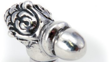 Chalice Knobs Bienvenue Large Knob 1 1/16