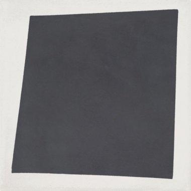 """Bati Orient Cement Tile Decor Modern Off Square 8"""" x 8"""" - Antracite/Off White"""