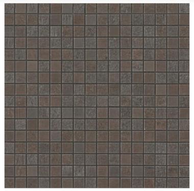 Mark Mosaic Mix Matte Tile 5/8 x 5/8 - Tobacco