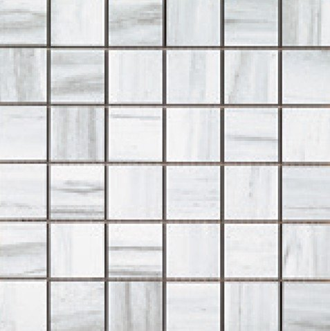 Apollo Tile Mosaic 2 X White