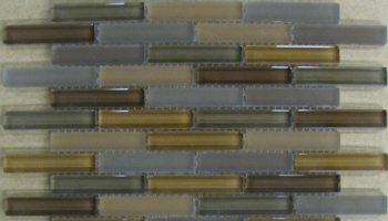 5/8 Glass Tile Linear 5/8
