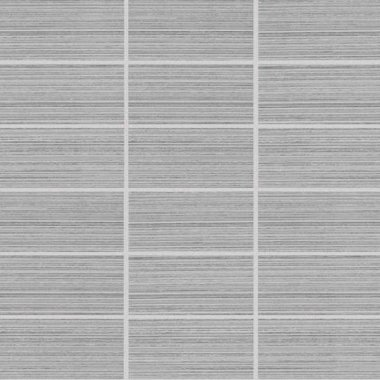 """Rapport Tile Mosaic Straight Joint 2"""" x 4"""" - Cordial Gray"""