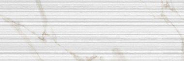 "Roma Series Tile Filo Decor 10"" x 30"" - Calacatta"