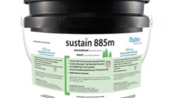 Marmoleum Modular Sustain 885-M Adhesive 1 Gallon 1 x 1 - Grey