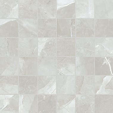 "Classic Series Tile Mosaic 2"" x 2"" - Pulpis Grey"