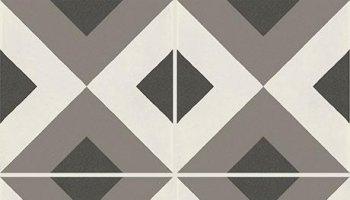 D_segni Tile Double Diamond Deco 8