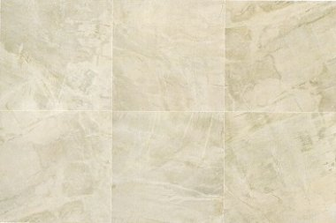 "Fossil Tile 20"" x 20"" - Cream"