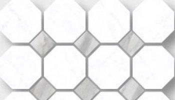 Carrara Tile Ottagona 2