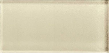 "Color Appeal Tile 3"" x 6"" - Cloud Cream"