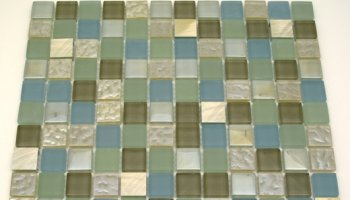 Confections Glass Tile 7/8