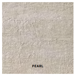 Mark Strutturato Rectified Tile 12 x 24 - Pearl