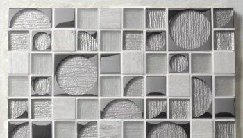 Pop Rocks Glass Tile 11.8