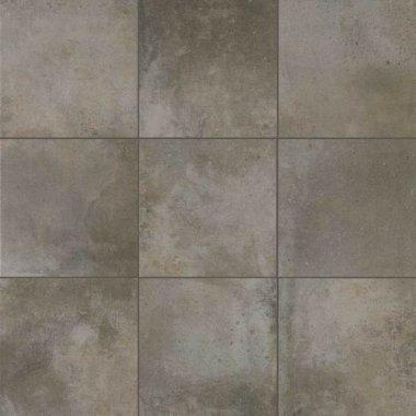 """Fusion Cotto Tile 18"""" x 18"""" - Grigio"""