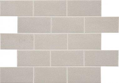 """Bricktown Tile 4"""" x 8"""" - Cashmere Court"""