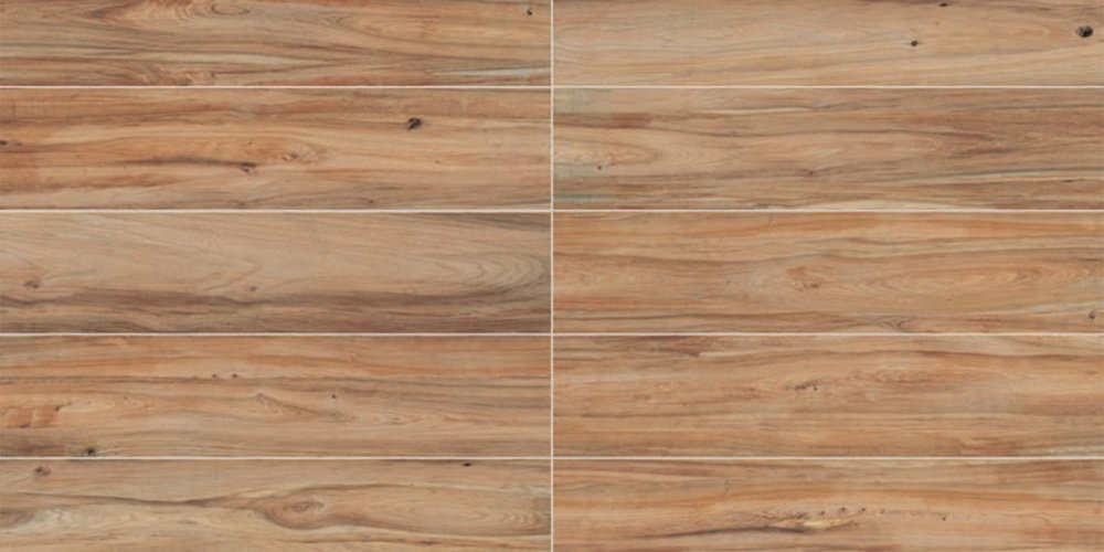 Happy Floors Cypress Tile 9 X 48 Bronze
