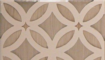 Studio Tile Flower Deco Dawn 5.8