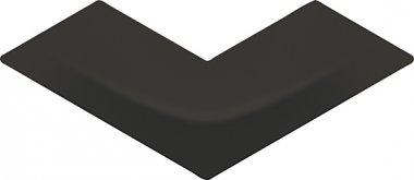 "Arc Series Tile Gloss 5"" x 12"" - Carbon Black"