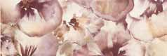 """Aqua Tile Deco Primavera 8"""" x 24"""" - Avorio Chiaro"""