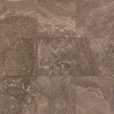 "Laurel Heights Floor 24"" x 24"" - Brown Pinnacle"