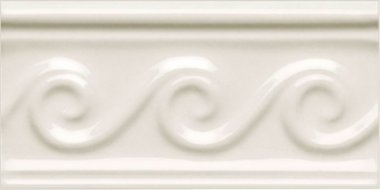 "Neri Tile Waves 3"" x 6"" - Bone"