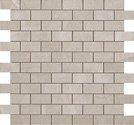 """Eon Tile Brick Mosaic 1"""" x 2"""" - Corinthian Gray"""