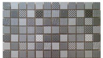 Glass Tile Deco Mosaic 1