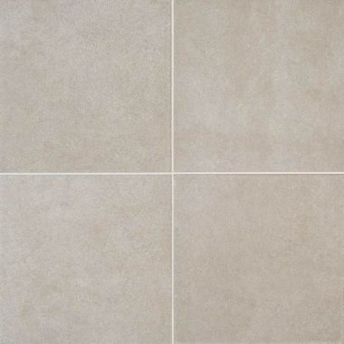 "Concrete Chic Tile 12"" x 12"" - Elegant Gray"