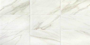 "Mirasol Tile Floor 12"" x 24"" - Bianco Carrara"