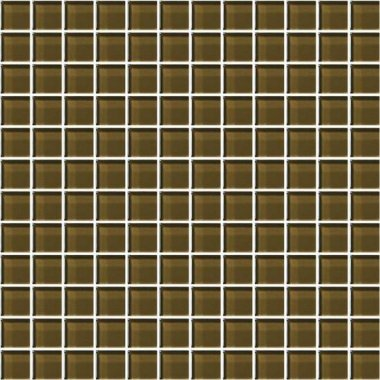 "Color Appeal Tile Mosaic 1"" x 1"" - Sable"
