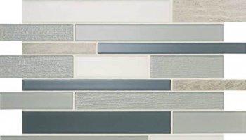 Serentina Tile Random Interlocking 11 3/4