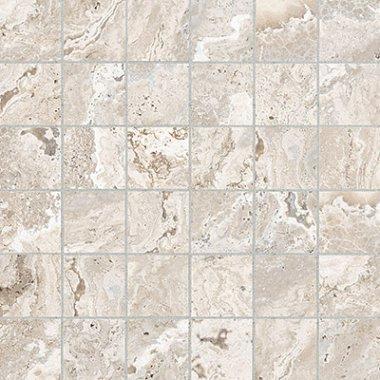 "Antico Tile Mosaic 2"" x 2"" - Sand"