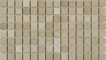 Crema Marfil Tile Squares 3/4