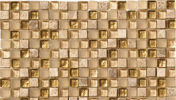 Crystal Stone Glass Tile 12