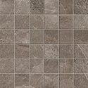 "Ridge Tile Mosaic 2"" x 2"" - Anthracite"