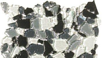 Glass Tile Opus Interlocking 12