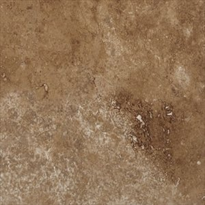 "Durango Groutable Vinyl 16"" x 16"" - Chestnut"