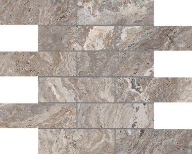 "Antico Tile Brick 2"" x 6"" - Walnut"