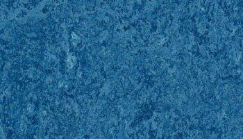 Marmoleum Click 11.81 x 11.81 - Blue