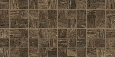 "Harvest Grove Tile Mosaic 2"" x 2"" - Walnut"