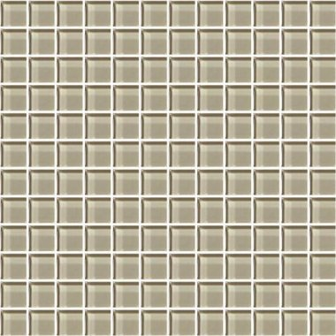 "Color Appeal Tile Mosaic 1"" x 1"" - Oxford Tan"