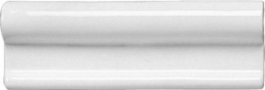 "Neri Tile Greek Molding 2"" x 6"" - White"