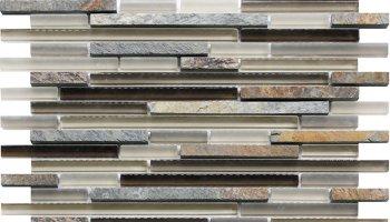 Cascades Sedona Mosaic Tile - 11.8