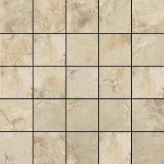 "Mandalay Tile Mosaic 2"" x 2"" - Sand"